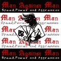 M.A.N.VS.M.A.N / Speed,power & aggression (cd) Superlame