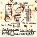 V.A / VILLAINY PRISON PUNK CHARTBUSTERS (cd) Villainy prison