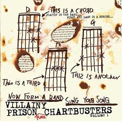 画像1: V.A / VILLAINY PRISON PUNK CHARTBUSTERS (cd) Villainy prison