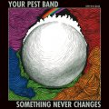 YOUR PEST BAND / Something never changes (7ep) Snuffy smiles/Brassneck