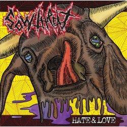 画像1: SOW THREAT / Hate and love (cd) Straight up