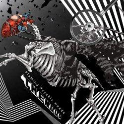 画像1: THE NOUP / Flaming psychic heads (cd) Self