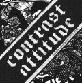 CONTRAST ATTITUDE / 12 track compilation (Lp) Distort reality