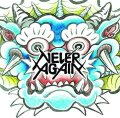 NEVER AGAIN / 未完成の足あと (cd) Diwphalanx