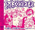 DISORDER / Viva el squato (cd) Strong mind japan