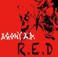 AGONY A.D. / Rxexd (cd) Self