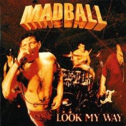 画像1: MADBALL / Look my way (Lp) Backbite