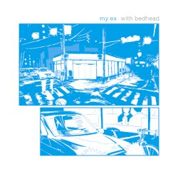 "画像1: my ex / With bedhead (10"") Black hole"