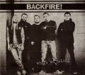 BACKFIRE / Where we belong (cd) Strength
