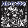 REALITY CRISIS / Discharge your frustration (cd) Break the records