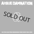 ARGUE DAMNATION / Re-cycle old pure hardcore punk scum 1994-2003 (cd) MCR company