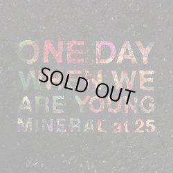 """画像1: MINERAL / One day when we are young: Mineral at 25 (book+10"""") House arrest"""