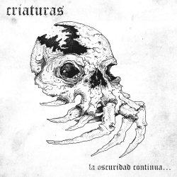 画像1: CRIATURAS / La oscuriad continua (cd) Vox populi