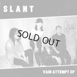 画像1: SLANT / Vain attempt (7ep) Iron lung