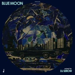 画像1: DJ SEROW / Bluemoon (cd) Midnightmeal