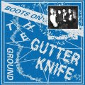 GUTTER KNIFE / Boots on the ground (Lp) Quality control hq