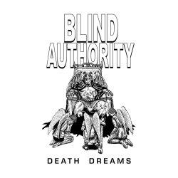 画像1: BLIND AUTHORITY / Death dreams (tape) Quality control hq