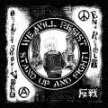 THE LAST SURVIVORS, END RESULT / split -We will resist, stand up and fight!- (7ep) Hardcore survives