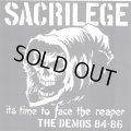 SACRILEGE / It's time to face the reaper (2Lp) Havoc