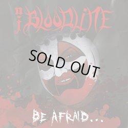 画像1: NJ BLOODLINE / Be afraid... (cd) Filled with hate