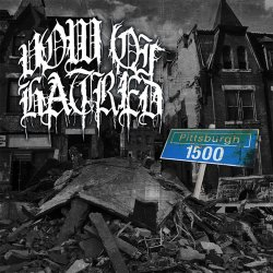 画像1: VOW OF HATRED / 1500 (cd) Filled with hate