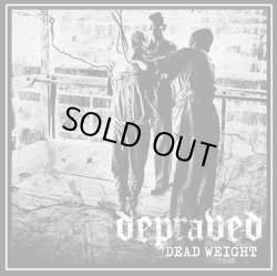 画像1: DEPRAVED / Dead weight (Lp) Rsr