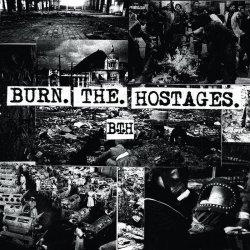 画像1: BURN THE HOSTAGES / st (Lp) Rsr