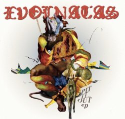 画像1: EVOLNATAS / Spit it out (cd) Stand