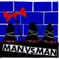 "M.A.N.VS.M.A.N / Evil,vicious,mean & ugly (10"") Superlame"