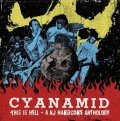 CYANAMID / This is hell - A NJ Hardcore anthology (Lp+cd) F.o.a.d