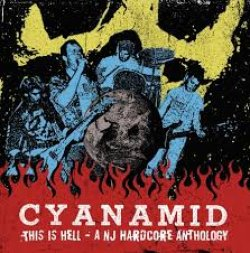 画像1: CYANAMID / This is hell - A NJ Hardcore anthology (Lp+cd) F.o.a.d