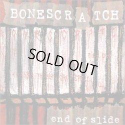 画像1: BONE SCRATCH / End of slide (cd) Straight up
