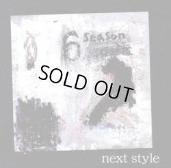 画像1: NEXT STYLE / Six season (cd) Straight up