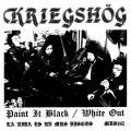 KRIEGSHOG / Paint it black - white out (7ep) La vida es un mus
