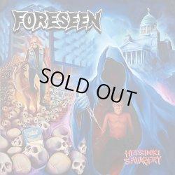 画像1: FORESEEN / Helsinki savagery (cd) Crew for life