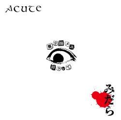 画像1: ACUTE / みだら (Lp) Crew for life