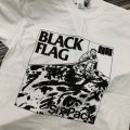 BLACK FLAG / Six pack (t-shirt)