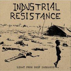 画像1: INDUSTRIAL RESISTANCE / Light from deep darkness (Lp) F.o.a.d