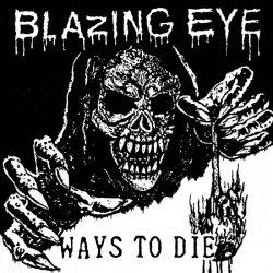 画像1: BLAZING EYE / Ways to die (7ep) Static shock