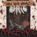 MALiCE PANiC /  What went wrong (cd) Alive by caffeine