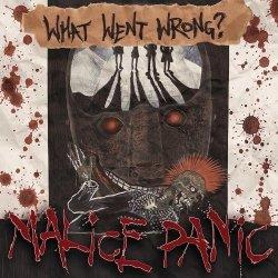 画像1: MALiCE PANiC /  What went wrong (cd) Alive by caffeine