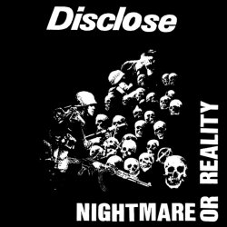 画像1: ■予約商品■ DISCLOSE / Nightmare or reality (Lp) La vida es un mus