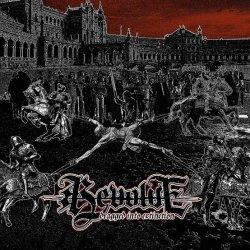画像1: REVOLVE / Dragged into extinction (cd) Dead sky