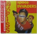 SPACE INVADERS / 99% orgasm (cd) Kings world