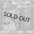 DECEIVING SOCIETY / Cruster 16minutes shock (cd) Fivek nuckle shuffle