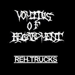 画像1: VOMITUS OF REGARDMENT / Reh.trucks #1 (cdr) Self
