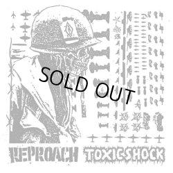 画像1: TOXIC SHOCK, REPROACH / split (cd) Crew for life
