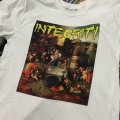 INTEGRITY / For those who fear tomorrow white (t-shirt)