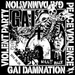 画像1: GAI / Damnation (cd) Kings world