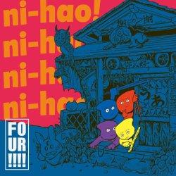 画像1: ニーハオ!!!! / Four!!!! (cd) Ni-hao is here